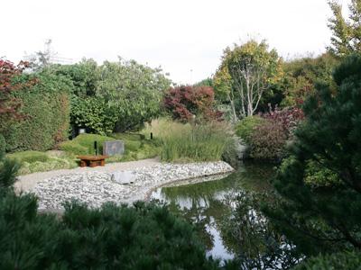 Jardin japonais du port autonome du havre le havre for Jardin japonais le havre