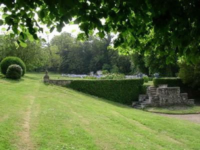 Jardins Et Terrasses De Germigny Germigny L 39 Eveque
