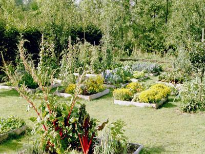 location studio les jardins de kemper
