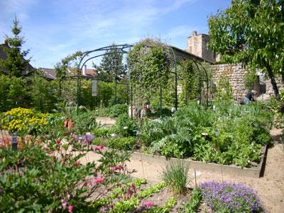 Le Jardin De CurÉ - EcomusÉe Des Monts Du Forez Usson En Forez