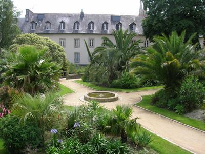 Le jardin de la retraite quimper for Jardin quimper