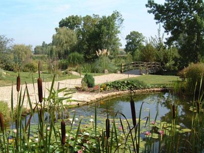Les jardins aquatiques  Saint Didier sur Chalaronne  Les avis sur Les jardins