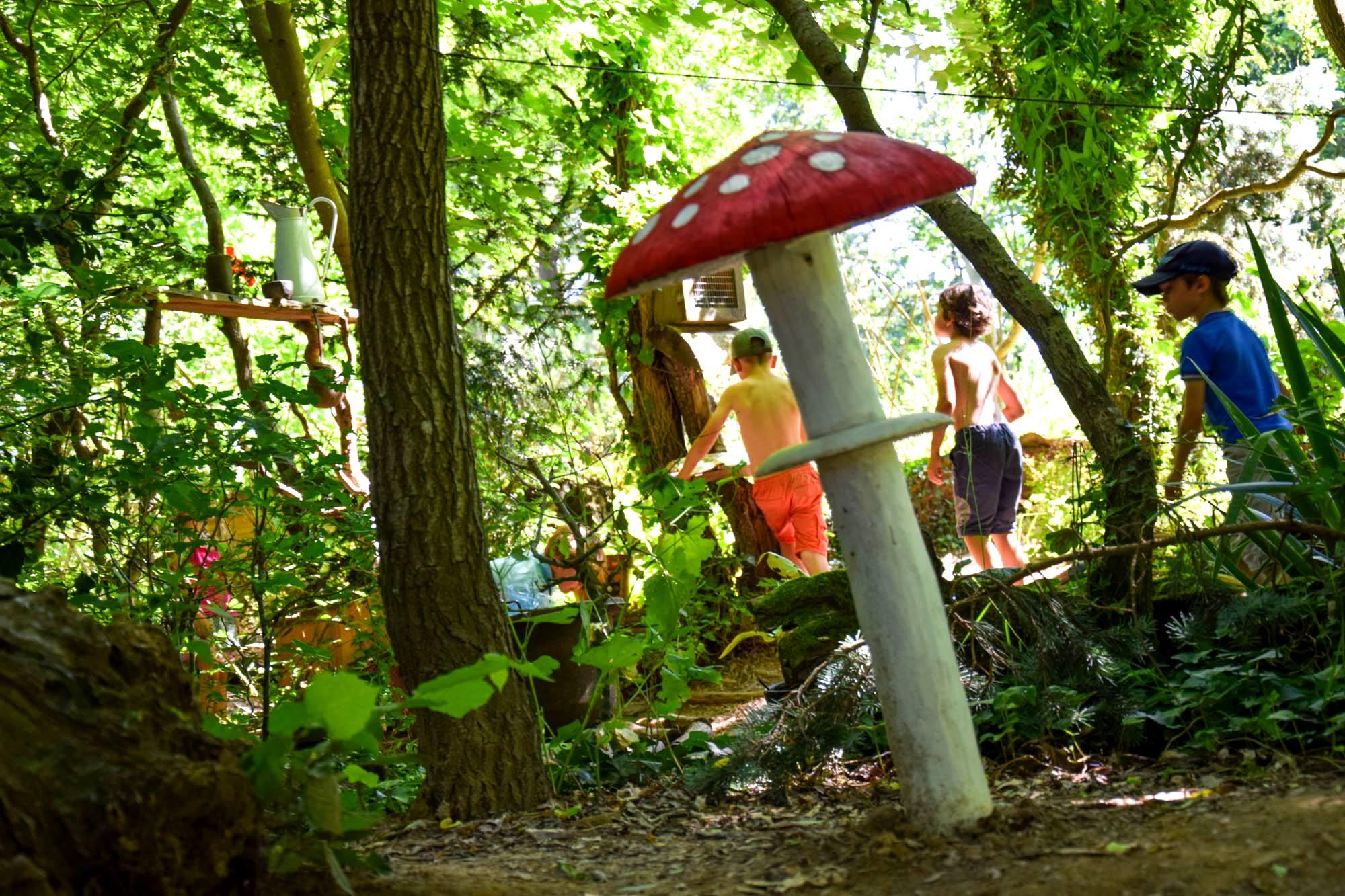 Les jardins de brocéliande bréal-sous-montfort