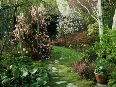 Les jardins de sonja le perray en yvelines for Jardin yvelines