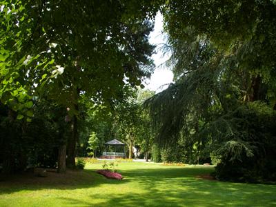 Parc de la marseillaise guebwiller