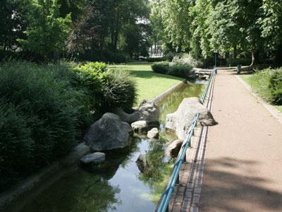 Parc de la patte d 39 oie reims for Jardin de catherine reims