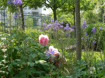 Parc des impressionnistes rueil malmaison for Entretien jardin rueil malmaison