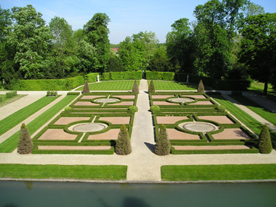 Parc et jardin de barberey saint sulpice barberey saint for Parc et jardin