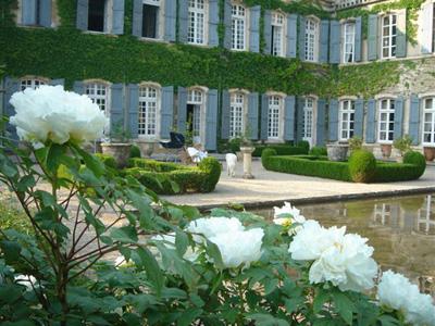 Parc et jardin du ch teau de brantes sorgues for Jardin et parc 78
