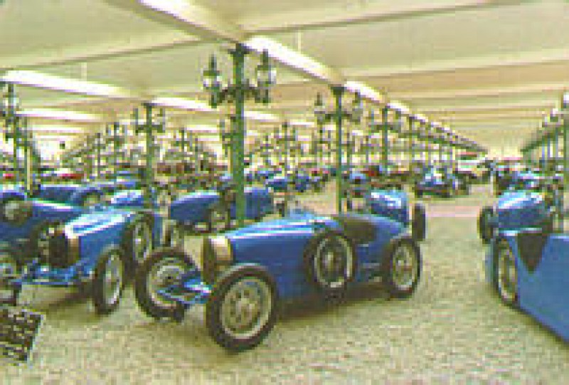 Musée De L'automobile - Collection Schlumpf Mulhouse