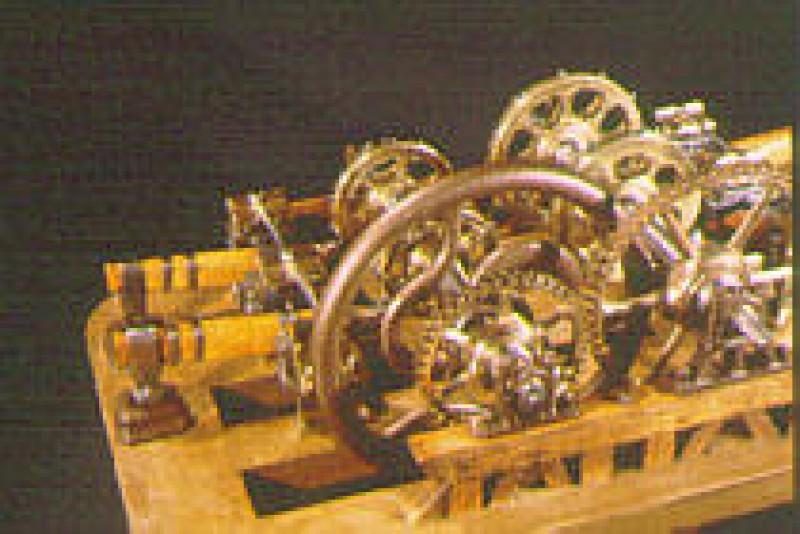Mus e de l 39 histoire du fer jarville la malgrange - Musee de l histoire du fer nancy ...