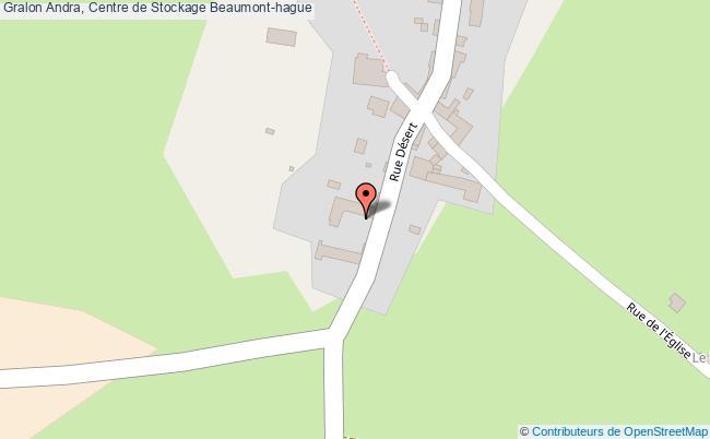 plan Andra, Centre De Stockage Beaumont-hague