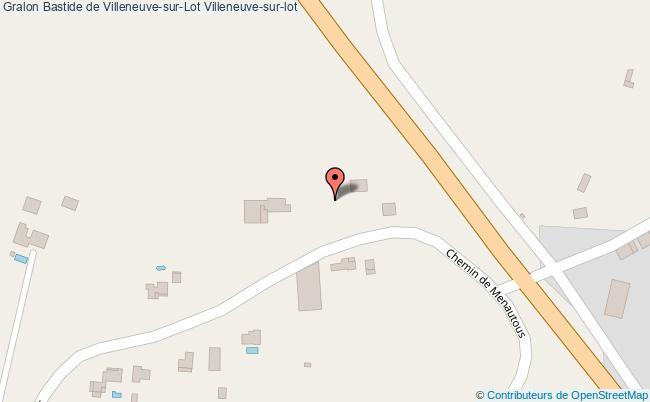 plan association Bastide De Villeneuve-sur-lot Villeneuve-sur-lot Villeneuve-sur-lot