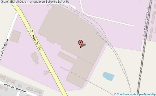 Biblioth que municipale de belleville belleville tourisme for Plan de belle villa