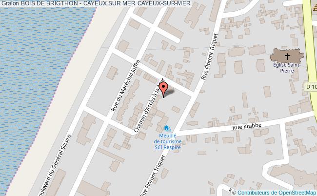 Cayeux Sur Mere Centre Ville
