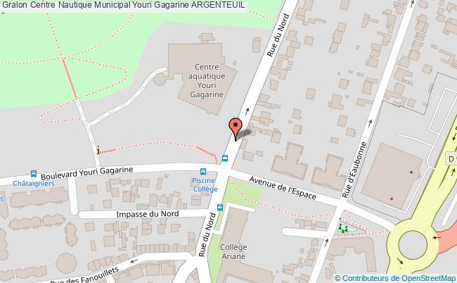 Centre nautique municipal youri gagarine argenteuil for Piscine youri gagarine argenteuil