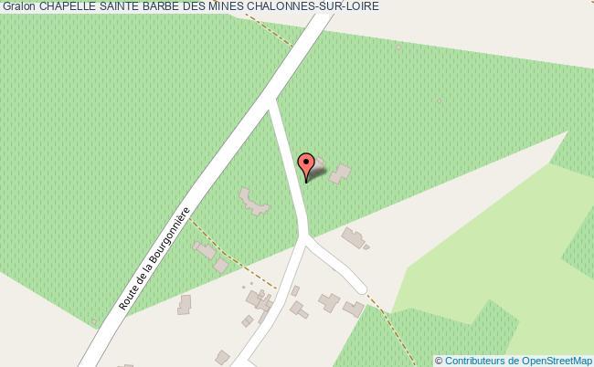 Chapelle sainte barbe des mines chalonnes sur loire - Chalonnes sur loire office de tourisme ...