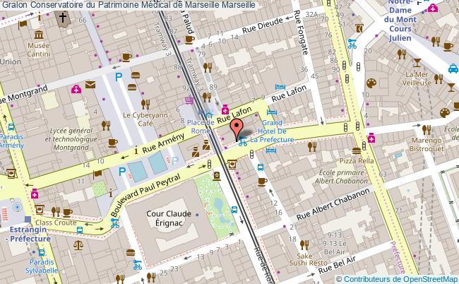 plan Conservatoire Du Patrimoine Médical De Marseille Marseille