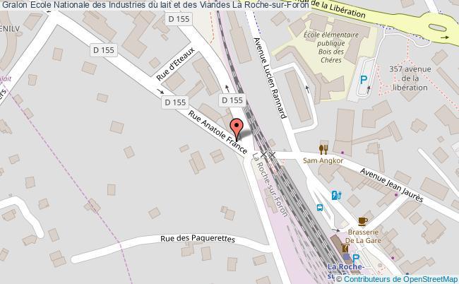 Ecole nationale des industries du lait et des viandes la roche sur foron tourisme - Office du tourisme la roche sur foron ...