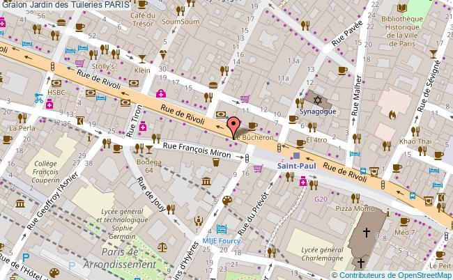 Jardin Des Tuileries Paris Tourisme Parc Et Jardin