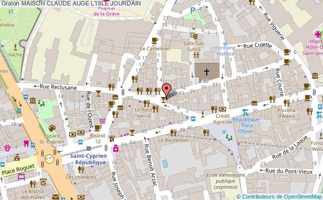 plan Maison Claude Auge L'isle Jourdain