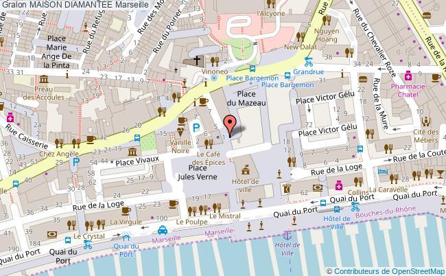 plan Maison DiamantÉe Marseille