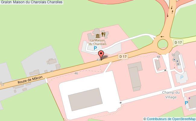 plan Maison Du Charolais Charolles