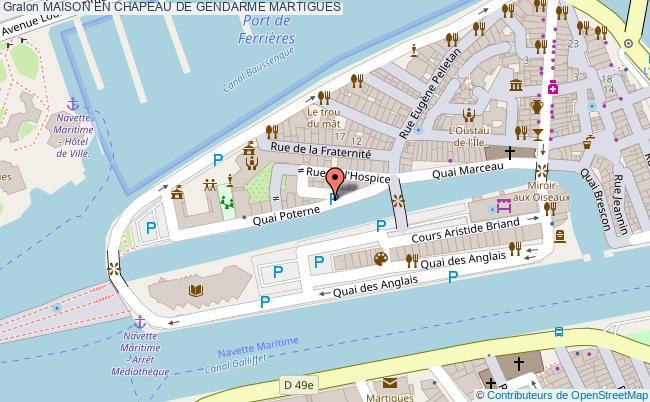 plan Maison En Chapeau De Gendarme Martigues