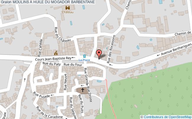 Moulins huile du mogador barbentane tourisme sites for Plan de moulins