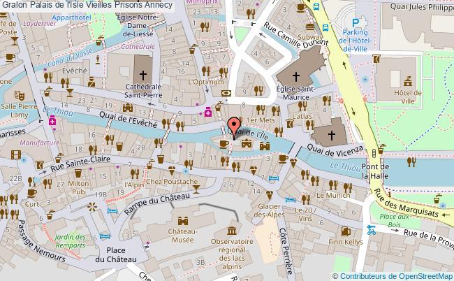 Plan Venise Vieille Ville