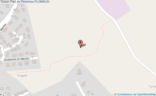plan Parc Du Perennou Plomelin