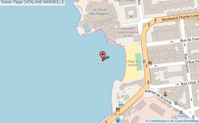plan Catalans Marseille