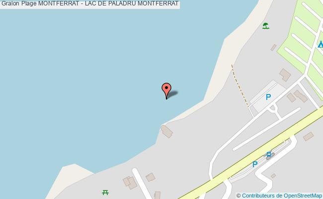 Plage Montferrat Lac De Paladru Montferrat Qualite Baignade Plage