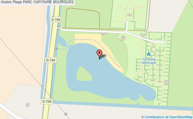 plan Parc Capitaine Bourgueil