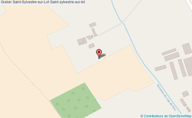plan Saint-sylvestre-sur-lot Saint-sylvestre-sur-lot