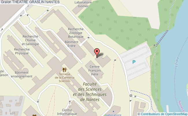plan Theatre Graslin Nantes