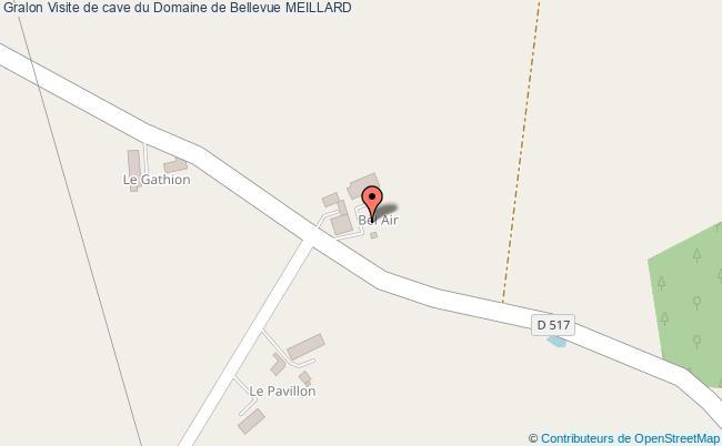 plan Visite De Cave Du Domaine De Bellevue Meillard