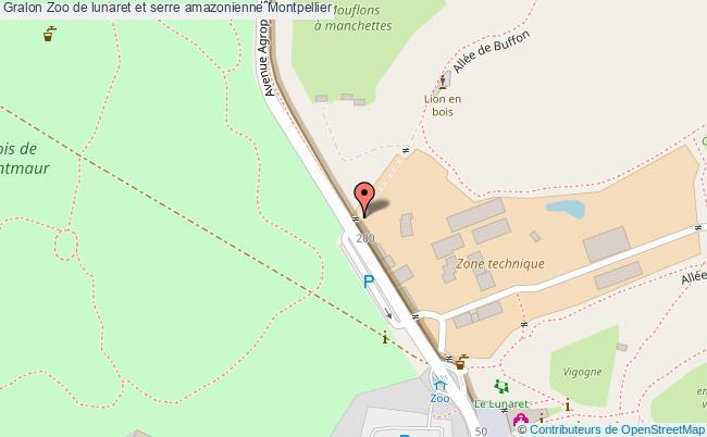 Zoo de lunaret et serre amazonienne montpellier tourisme - Montpellier office du tourisme ...