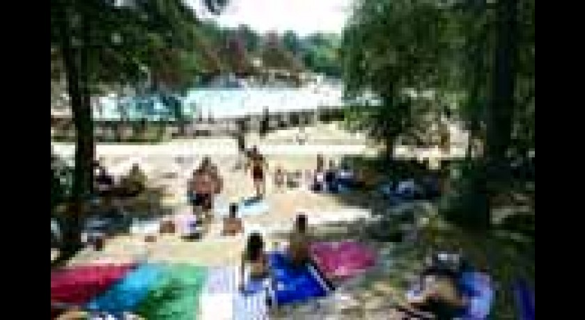 Base de loisirs de buthiers buthiers tourisme complexe de for Buthiers piscine