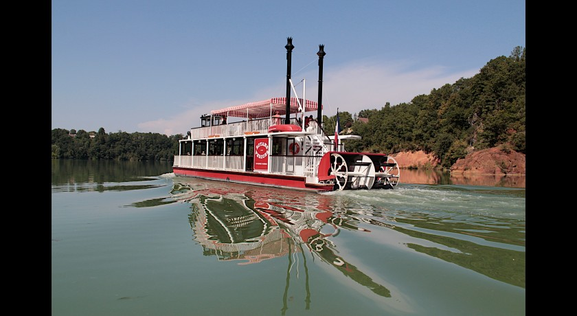 bateau 0 roue royans vercors