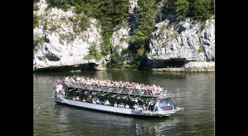 Bateau de besan on le vauban villers le lac tourisme - Hotel le vauban besancon ...
