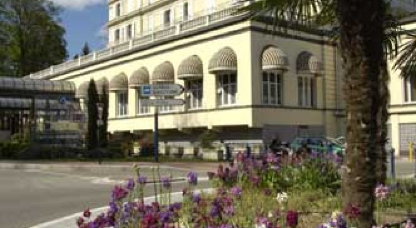 Valvital thermes de divonne divonne les bains tourisme - Office tourisme divonne les bains ...