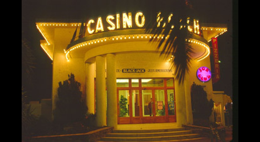 Animations casino barriere sainte maxime