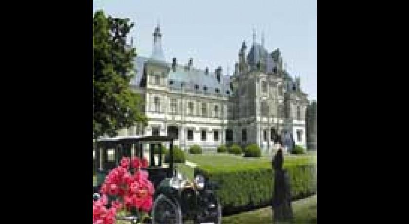 Ch teau de menetou salon menetou salon tourisme site et for Chateau de menetou salon