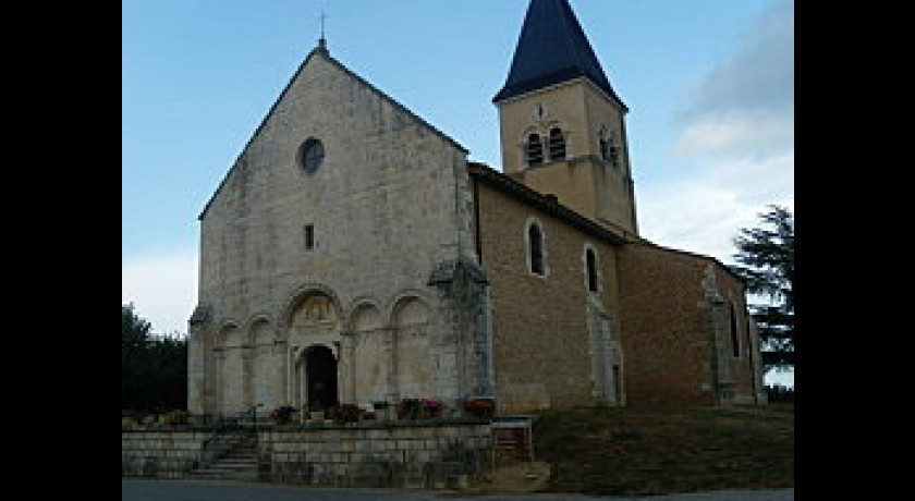 Eglise  Saint-paul-de-varax