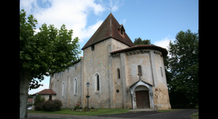 Eglise Saint Pierre  Beylongue