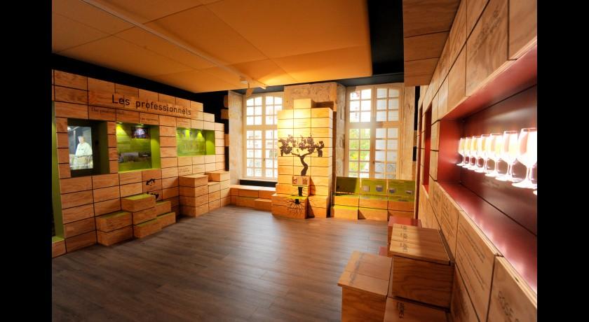 espace rabelais bagnols sur c ze tourisme centre oenotouristique espace ludique et interactif. Black Bedroom Furniture Sets. Home Design Ideas