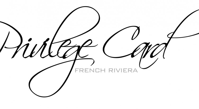 French Riviera privilege card