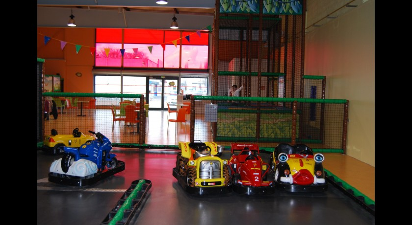 Funny parc Arras tourisme Parc de loisirs pour les enfants