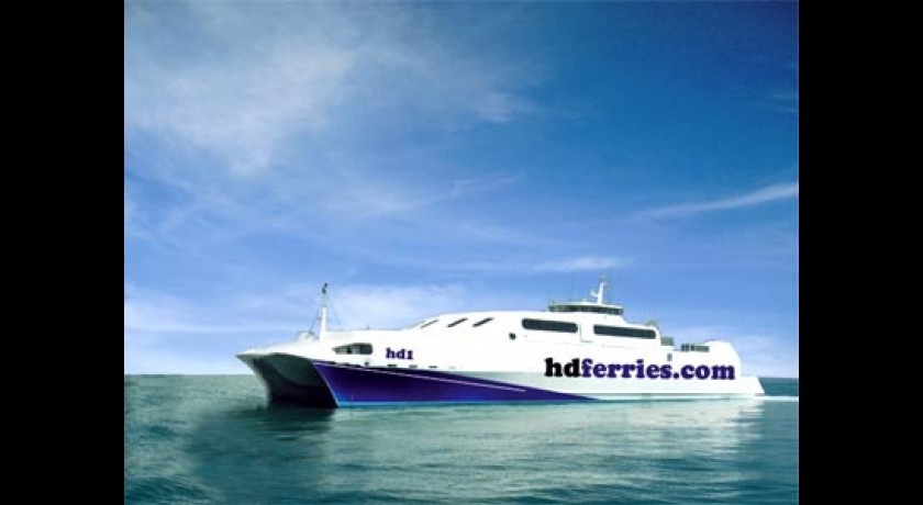 Hd Ferries.com  Saint-malo